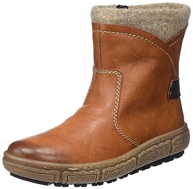 Rieker Women's Z7980 Ankle Boots