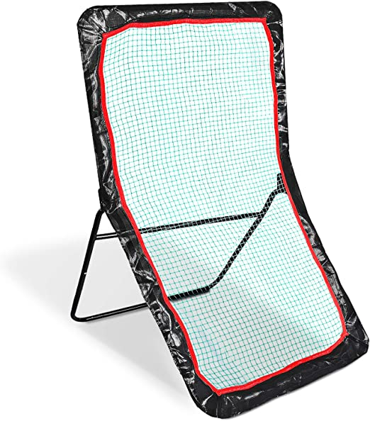 Lacrosse Scoop Premium - Adjustable Supreme Lacrosse Rebounder
