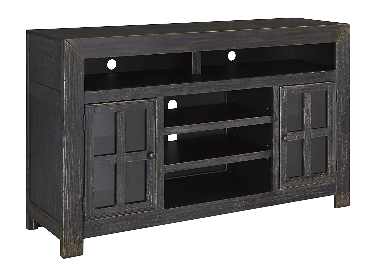 Amazon Com Ashley Furniture Signature Design Gavelston Tv Stand