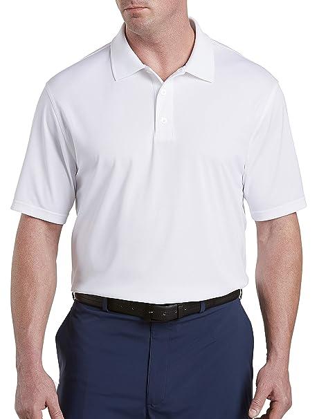 Reebok Big and Tall - Polo liso para jugar al golf - 00_448802_PA ...
