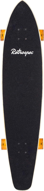 Retrospec Zed Bamboo Longboard Skateboard - 1