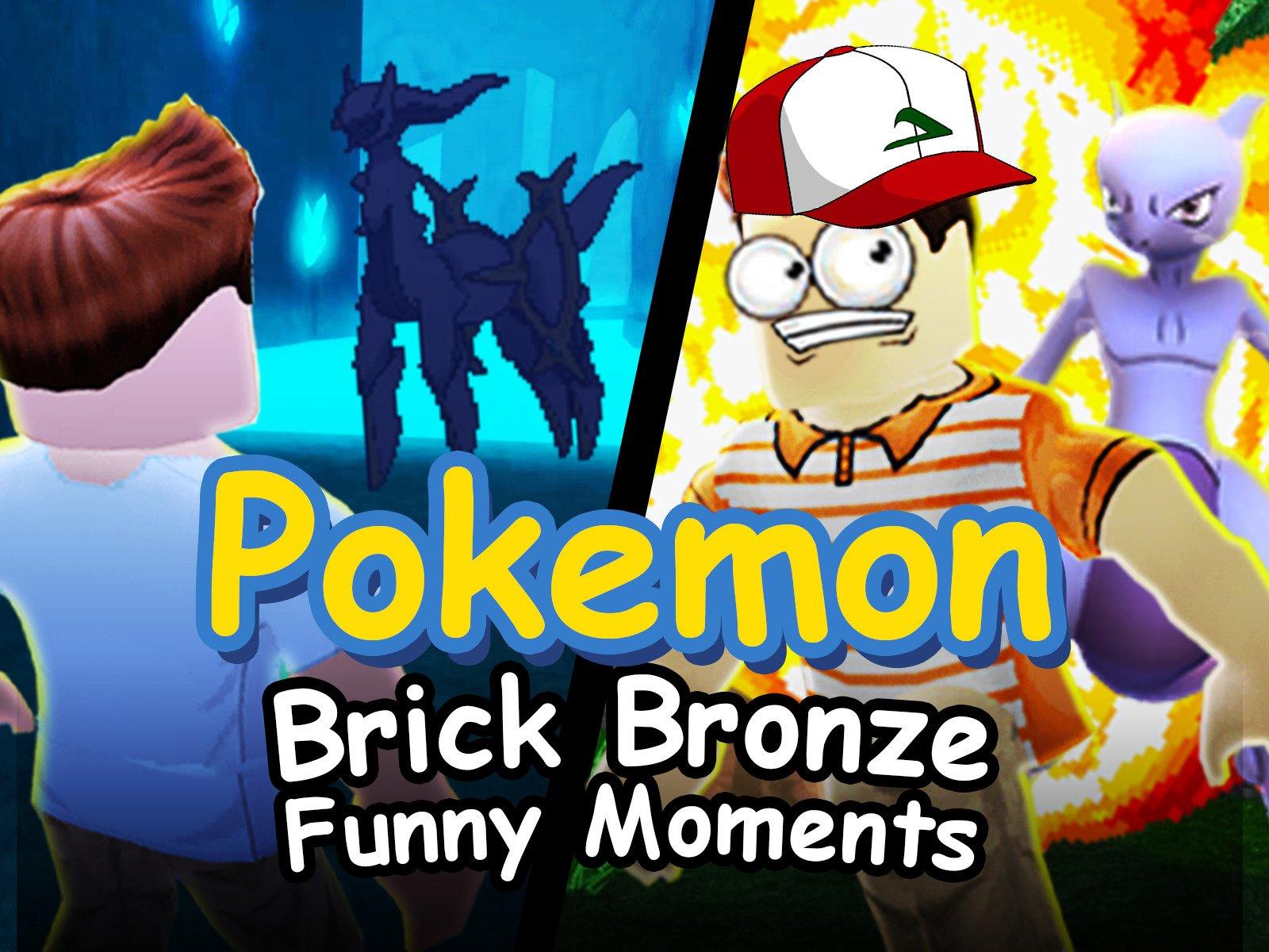 Roblox Pokemon Brick Bronze Using My 2nd Party Team And - Watch Clip Roblox Pokemon Brick Bronze Funny Moments