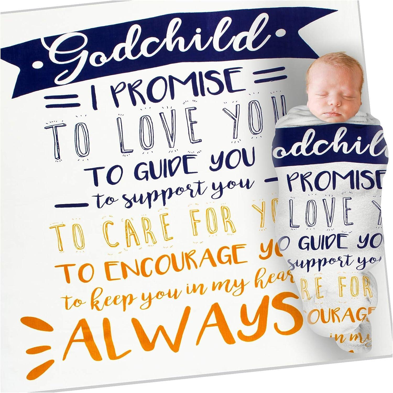 KEDRIAN Baptism Baby Swaddle, Baptism Gifts for Boys, Baptism Gifts for Baby Girl, Baby Baptism Gift, Baptism Gifts for Girl or Boy, Baby Swaddle Blanket, Godchild Gifts for Baptism, Baby Baptism Gift