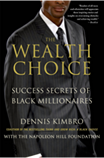 Amazon how to become a millionaire if a black guy can do it the wealth choice success secrets of black millionaires fandeluxe Choice Image