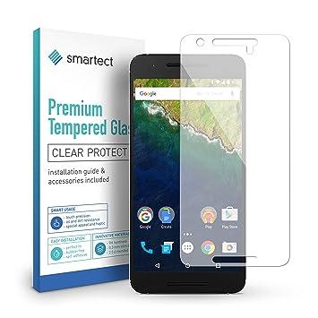 smartect Protector de Pantalla para Google Huawei Nexus 6P: Amazon.es: Electrónica