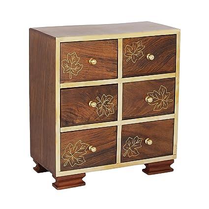 Decorativa de madera - Cajonera de 6 cajones BX6 ...