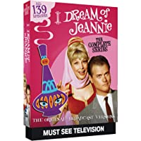 Amazon.com deals on I Dream of Jeannie The Complete Series DVD