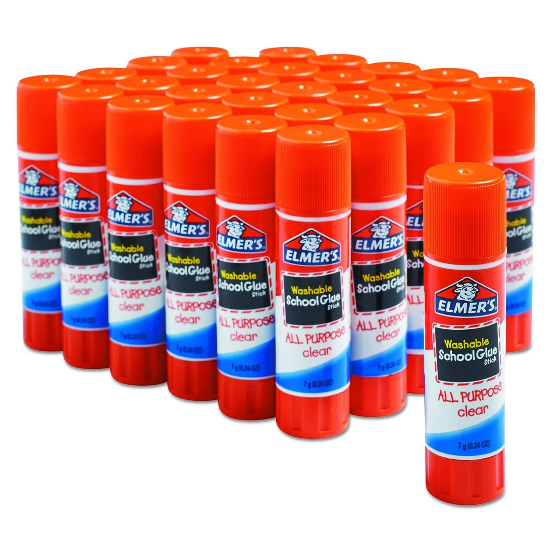 amazon com elmer s all purpose school glue sticks washable 30