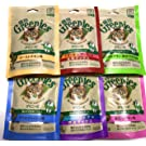 正規品 猫用グリニーズ 6種類完全セット チキン&サーモン フィッシュ&ツナ グリルチキン&西洋マタタビ グリルフィッシュ ローストチキン 香味サーモン