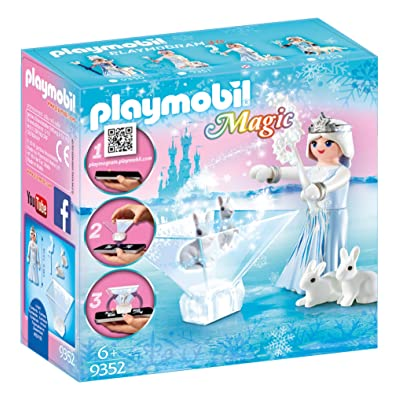 PLAYMOBIL 9352 Princess Star Glitter - New 2020: Toys & Games