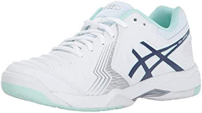 fad3e374122b ASICS Womens Gel-Game 6 Tennis Shoe