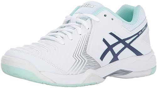 2b80e9b8cc1bf ASICS Womens Gel-Game 6 Tennis Shoe  Amazon.co.uk  Shoes   Bags