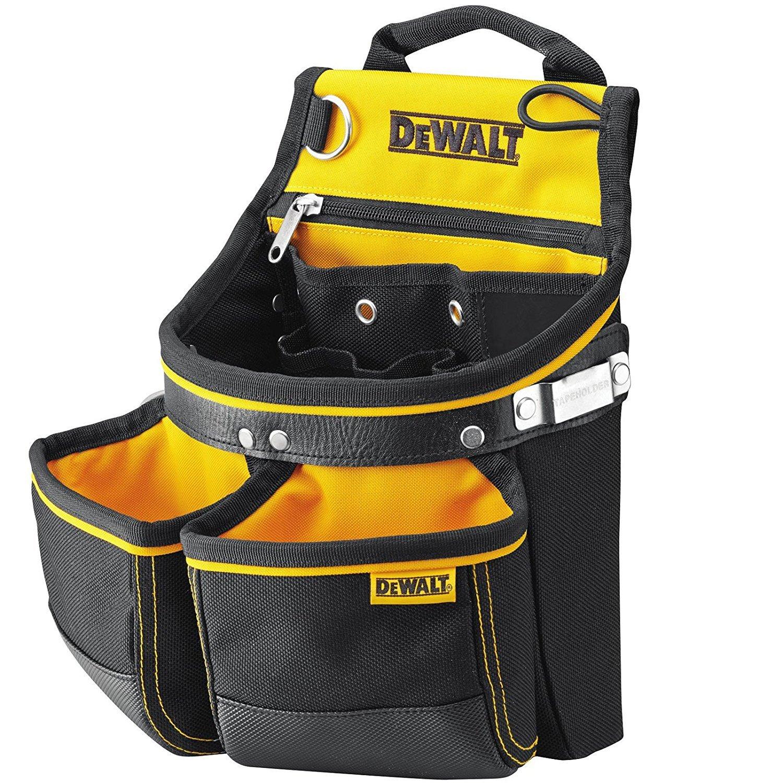 Dewalt DWST1-75650 Heavy Duty Nail Pouch, Yellow/Black