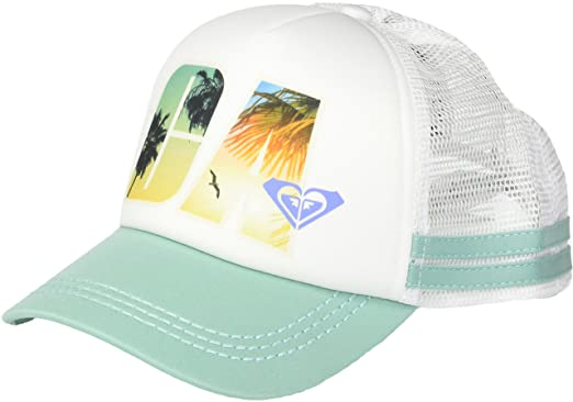 Roxy Women s Day In The Life California Dig This Trucker Hat e47e3b1a20