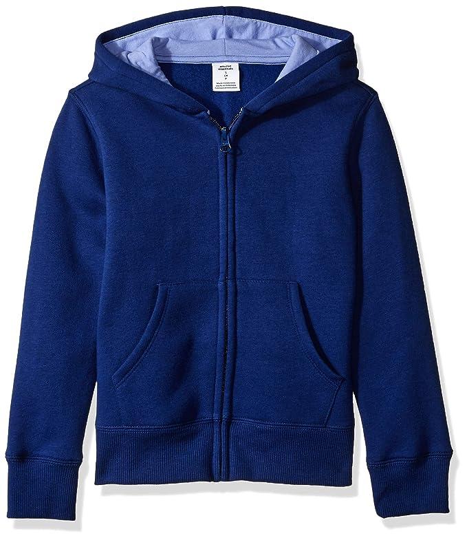Amazon Essentials Fleece Zip-up Hoodie Niñas: Amazon.es: Ropa y ...