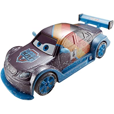 Disney/Pixar Cars Ice Racers 1:55 Scale Diecast Vehicle, Max Schnell: Toys & Games