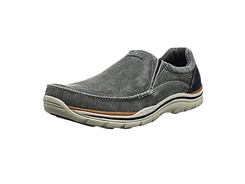 3350908dd91ba Skechers Mens Expected - Avillo 64109: Amazon.co.uk: Shoes & Bags