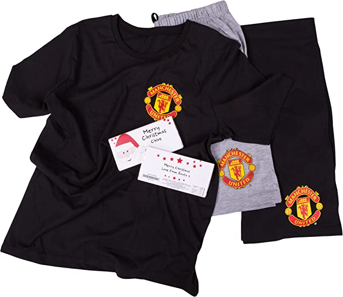 Manchester United Pyjamas Christmas gift football