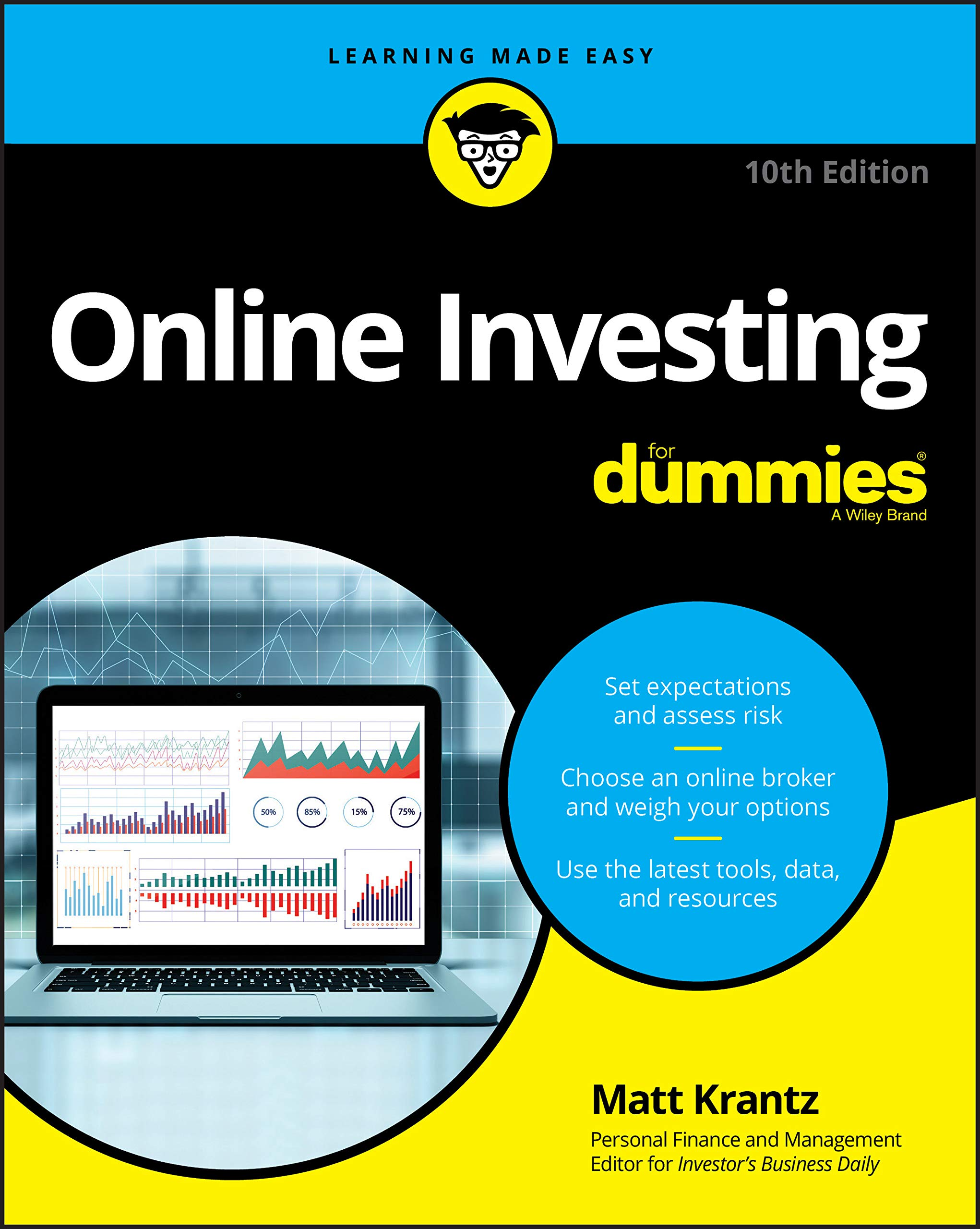 Online Investing For Dummies, 10th Edition - Krantz - Amazon.de: Bücher