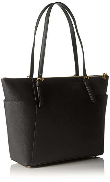 Michael Kors Jet Set Item, Bolso Totes para Mujer, Negro (Black) 12.7x29.8x31.8 centimeters (W x H x L): Michael Kors: Amazon.es: Zapatos y complementos