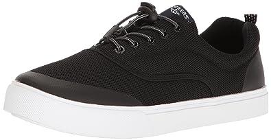 Dockers Men's Reedsport Fashion Sneaker, Black/Black, ...