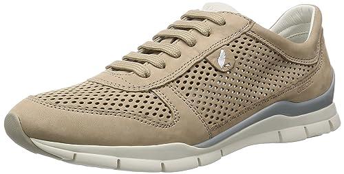 e8e7f54c Geox D Sukie F, Zapatillas para Mujer: Amazon.es: Zapatos y complementos