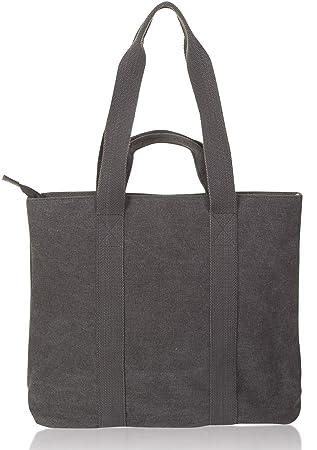 Amazon.com: Bolsa de playa para mujer hecha de lona duradera ...