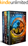 The Neon Octopus Overlord Series Trilogy: Books 1-3