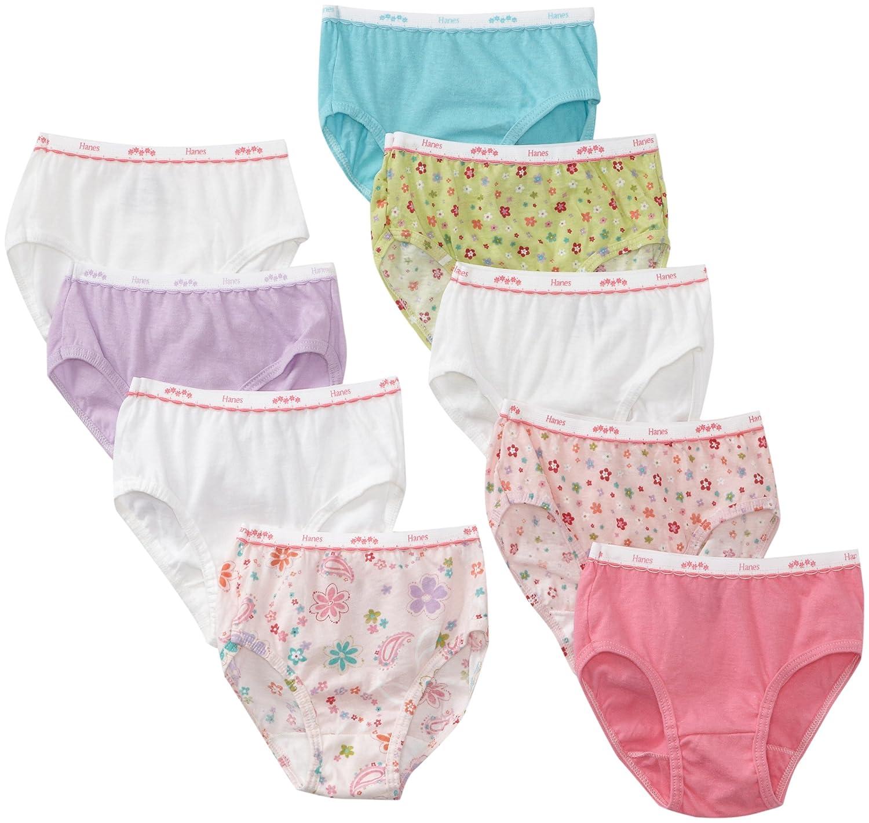 Hanes Girls' Multipack Hanes Girls' Multipack Hanes underwear - Hanesbrands GP10BR
