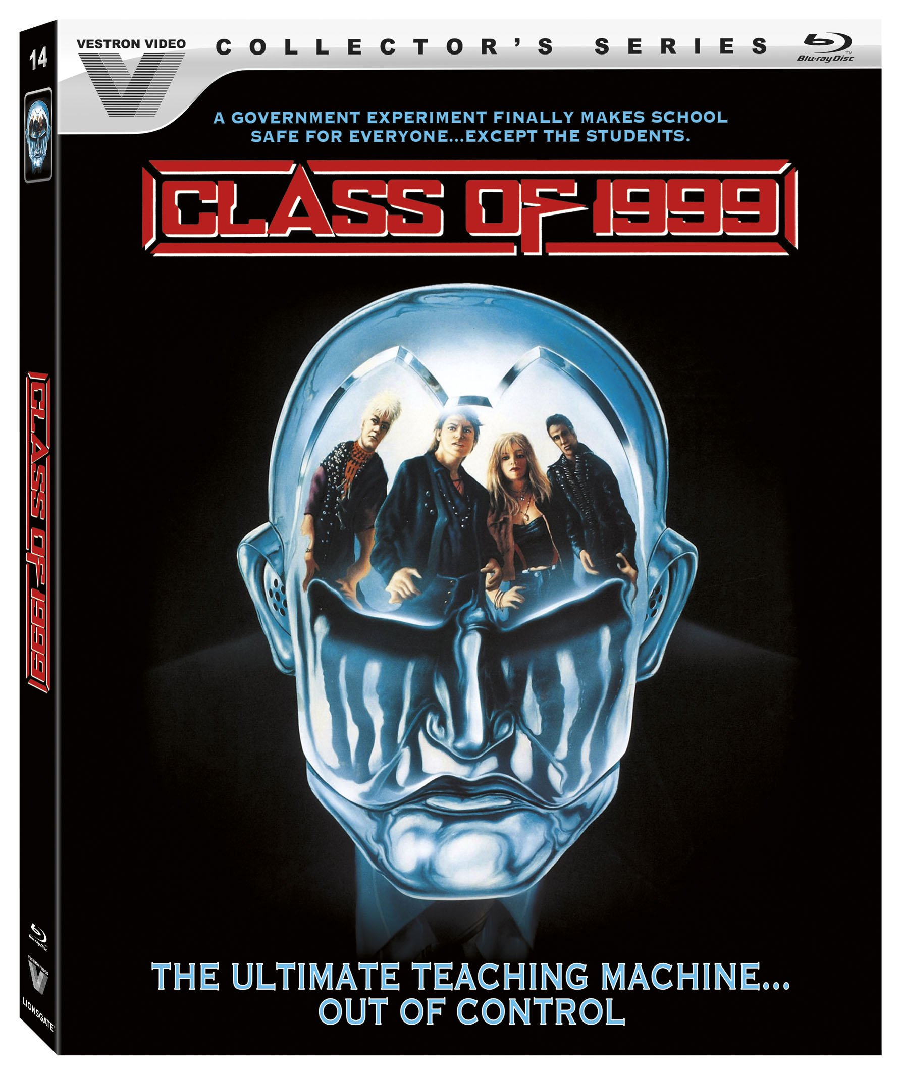 Blu-ray : Class of 1999 (Vestron Video Collector's Series) (Widescreen, , Digital Theater System)