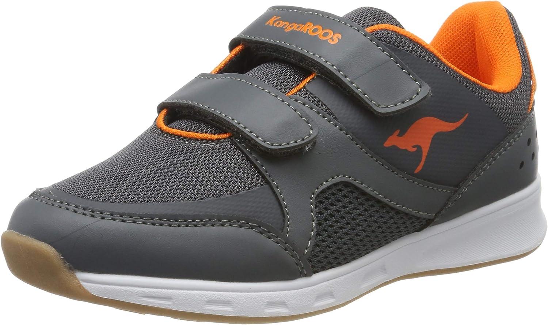 KangaROOS Courty V Zapatillas de Deporte Interior Unisex Ni/ños