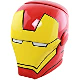 Marvel Iron Man Cookie Jar, Red/Yellow