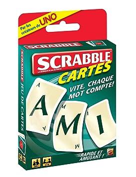 Uno - T5938 - Juego de cartas - Tarjetas de Scrabble: Amazon ...