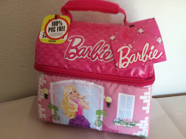 Barbie Caja de almuerzo aislada de la casa de mu?ecas de Thermos ...