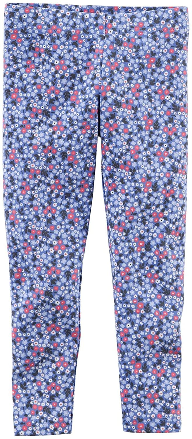 f9375a8a7acac Amazon.com: Carter's Little Girls' Floral Print Leggings (Toddler/Kid):  Clothing