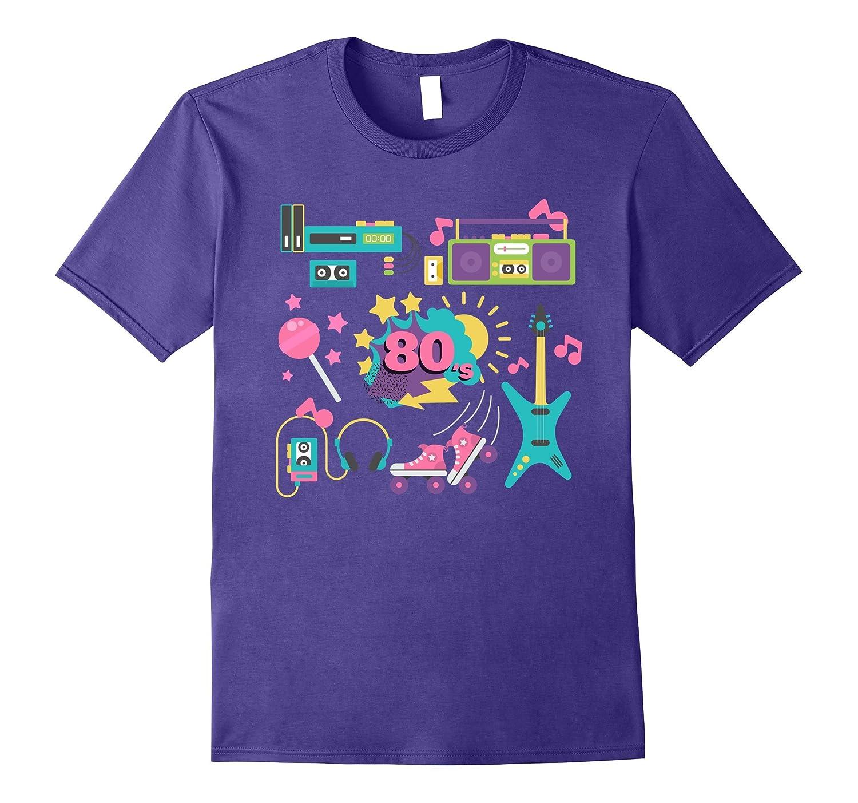 Shirt Band Vintage Rock Anz Retro 80s Eighties T Tee Music Theme sQrBtdCohx