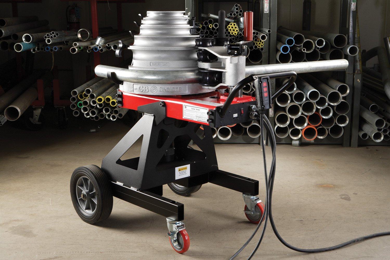 Gardner Bender B2000 Cyclone Electric Powered Bender, ½ - 2 in. EMT, Rigid,  Rigid Aluminum & IMC Conduit, & ½ - 1½ in. PVC-Coated Conduit, No Shoe  Group, ...
