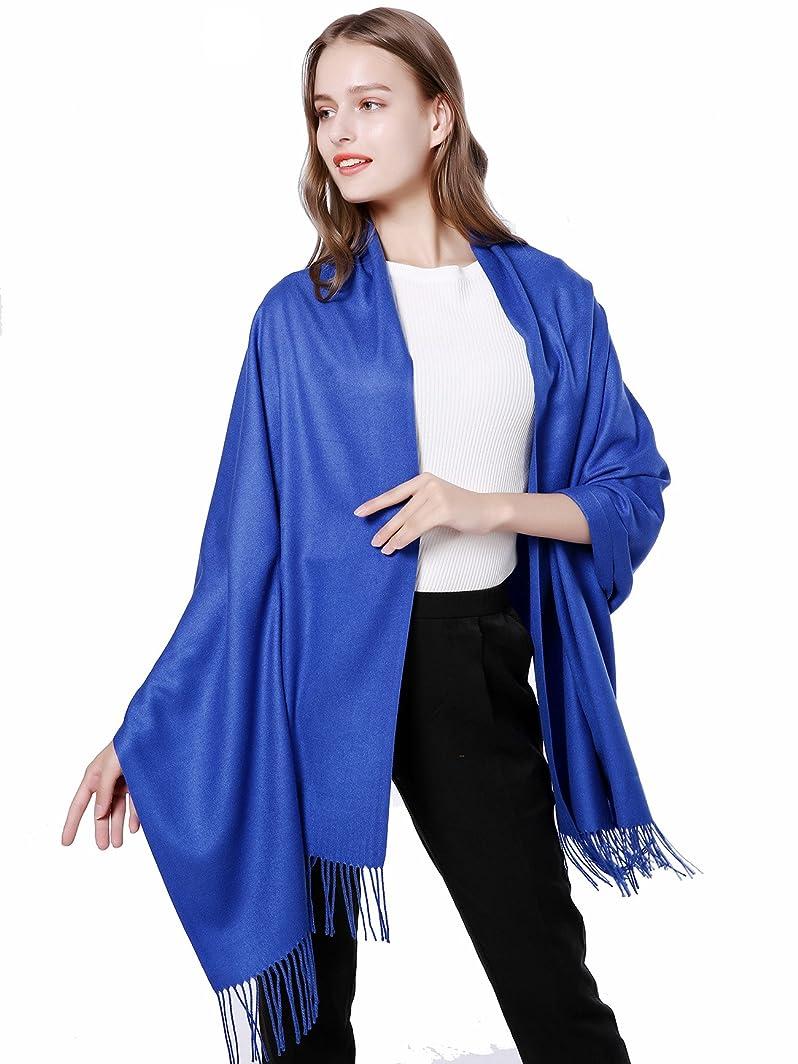 闪购! 女士的羊绒披肩/围巾只需$$15.11