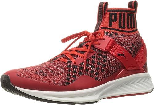 PUMA Men's Ignite Evoknit Sneaker