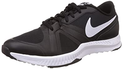 Nike Men's Air Epic Speed Black and White Running Shoes -10 UK/India (