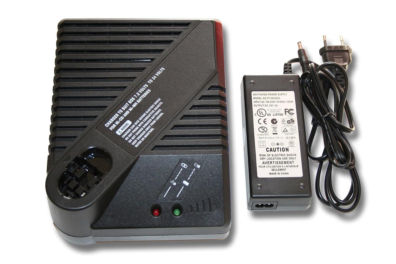 vhbw Cargador, Fuente de alimentación para batería de Bosch ...