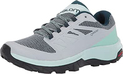 SALOMON Shoes Outline GTX, Zapatillas de Hiking para Mujer: Amazon.es: Zapatos y complementos