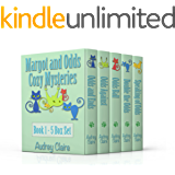 Margot and Odds Cozy Mysteries (Book 1-5 Box Set)