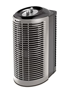 HolmesHepa-Type Tower Air Purifier with 3-Speeds and Quiet Operation, HAP412BNS