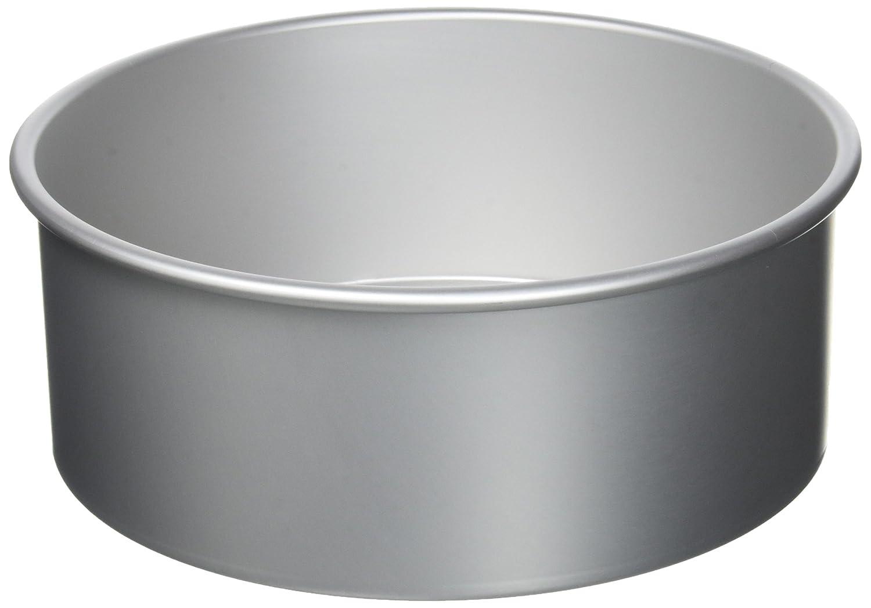 Ibili 815120 Moule Rond Extra Profond 20 x 10 cm Alum Anodis/é.