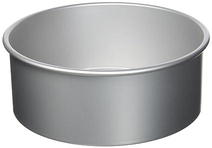 IBILI 815125 - Molde Redondo Recto Extra Alto 25X10 Cm
