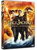 Percy Jackson Y El Mar De Los Monstruos [DVD]