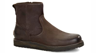 UGG Men's Witmore Stout Leather Boot 9 D ...