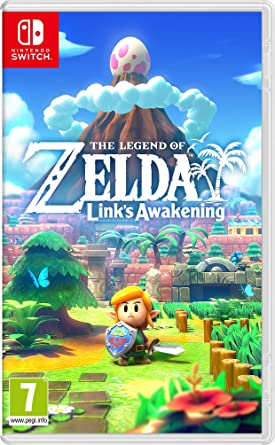 The Legend Of Zelda: Links Awakening - Nintendo Switch [Importación italiana]: Amazon.es: Videojuegos