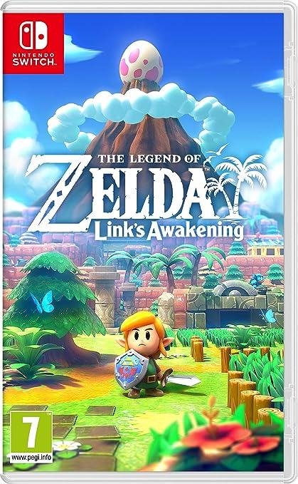 Legend of Zelda Links Awakening - Nintendo Switch Standard ...